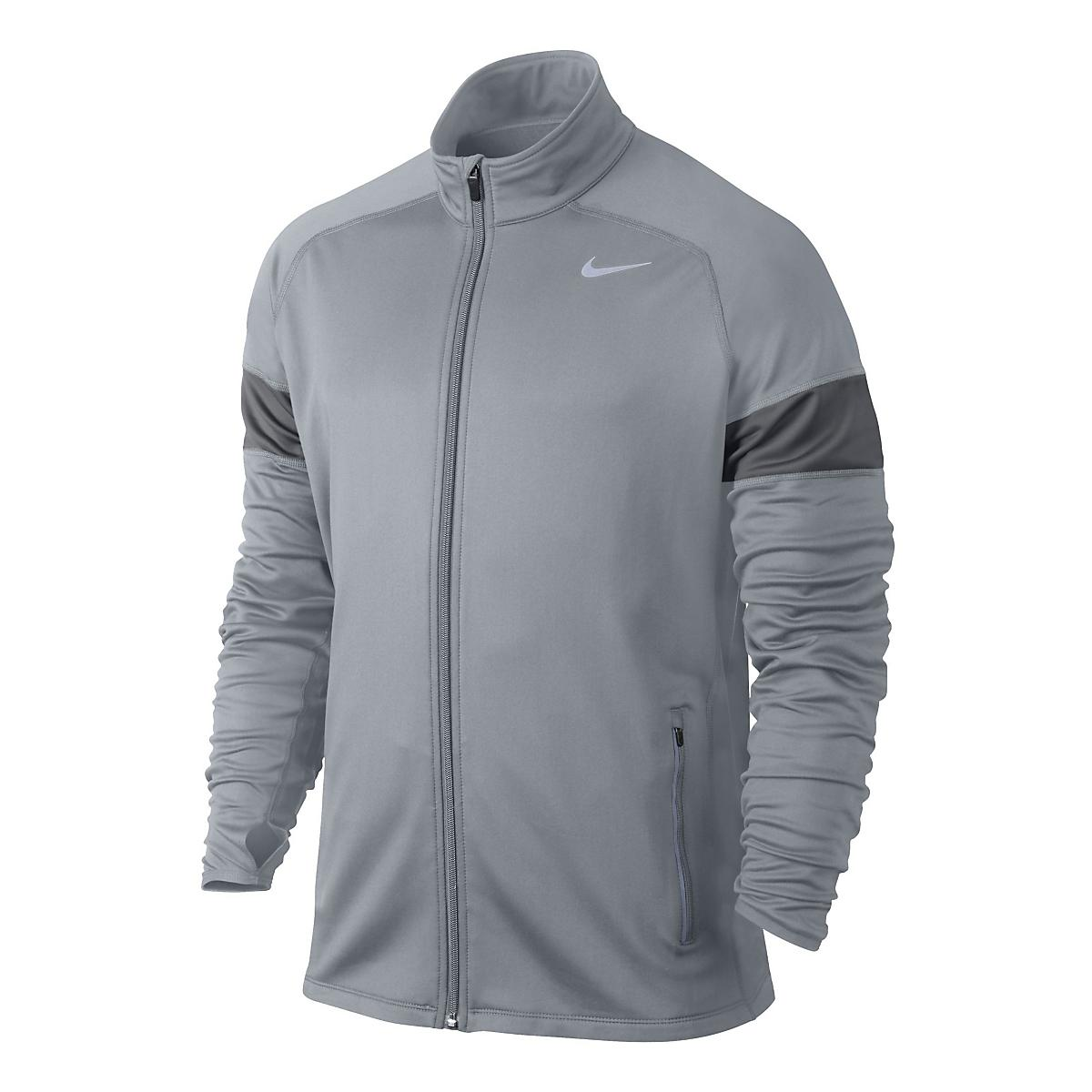 Nike element jacket men's - Mens Nike Element Thermal Full Zip Running Jackets At Road Runner Sports