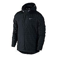 Mens Nike Flicker Hurricane Running Jackets