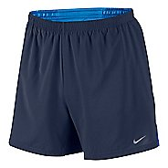 "Mens Nike 5"" Distance Lined Shorts"
