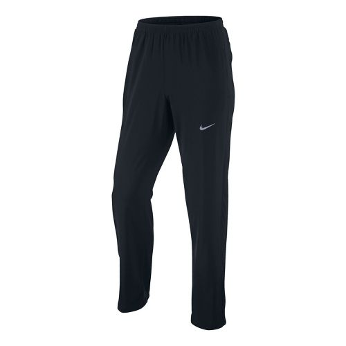 Mens Nike SW Full Length Pants - Black XL