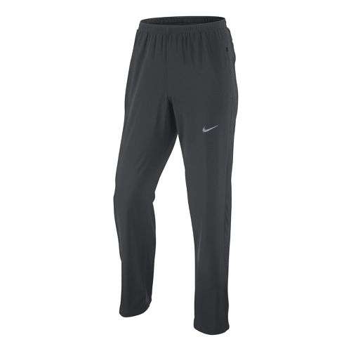 Mens Nike SW Full Length Pants - Dark Grey M