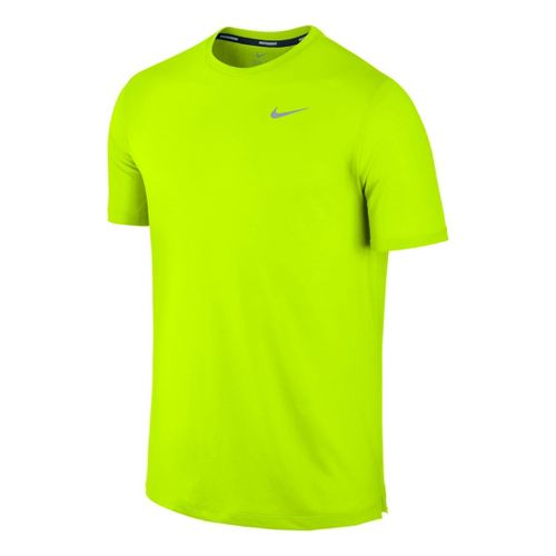 Mens Nike DF Touch Tailwind Crew Short Sleeve Technical Tops - Electra S