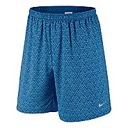 "Mens Nike 7"" Pursuit 2-in-1 Shorts"