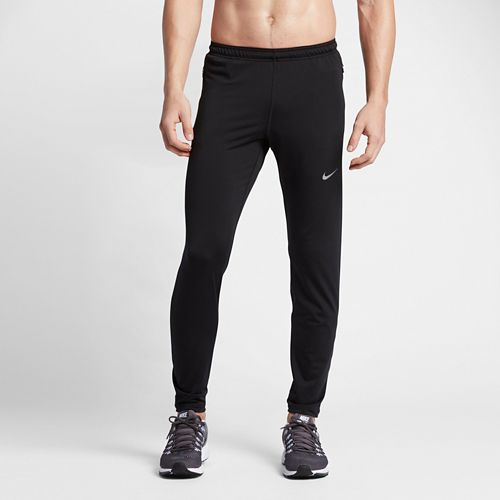 Mens Nike Y20 Track Full Length Pants - Black XL