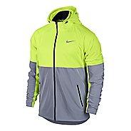 Mens Nike Shield Flash Running Jackets