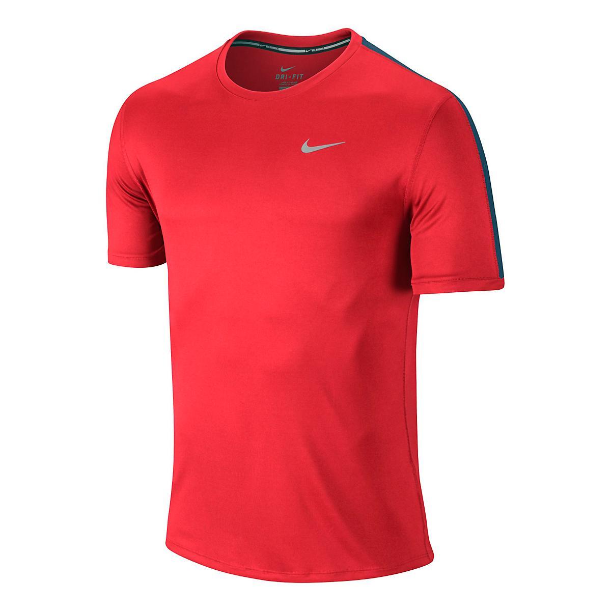 Men's Nike�Relay Short Sleeve