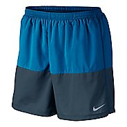 """Mens Nike 5"""" Distance Lined Shorts"""