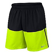 "Mens Nike 7"" Distance Lined Shorts"