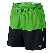 """Mens Nike 7"""" Distance Lined Shorts"""