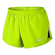 "Mens Nike 2"" Racer Lined Shorts"