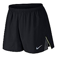 "Mens Nike 4"" Racer Lined Shorts"