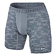 "Mens Nike Core Comp Digital Rush 6"" Short Boxer Brief Underwear Bottoms"