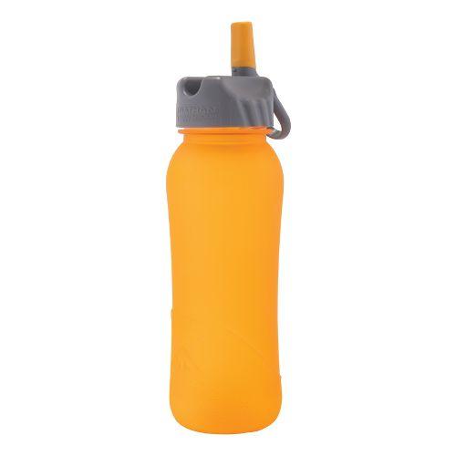Nathan BPA Free Flip Straw Bottle 700 ml Hydration - Frost/Orange