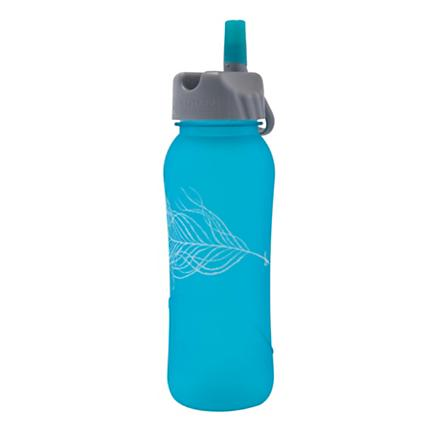 Nathan BPA Free Flip Straw Bottle 700 ml Hydration