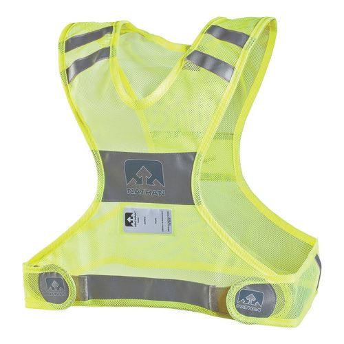 Nathan Streak Vest Safety - Yellow S/M