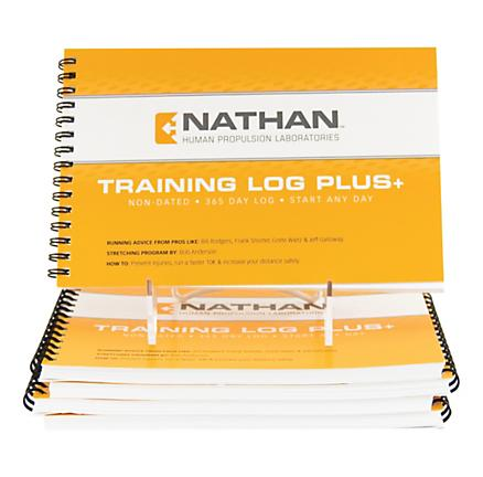 Nathan Training Log Plus+ Fitness Equipment