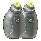 Nathan Push-Pull Flask 10 ounce 2 pack Hydration
