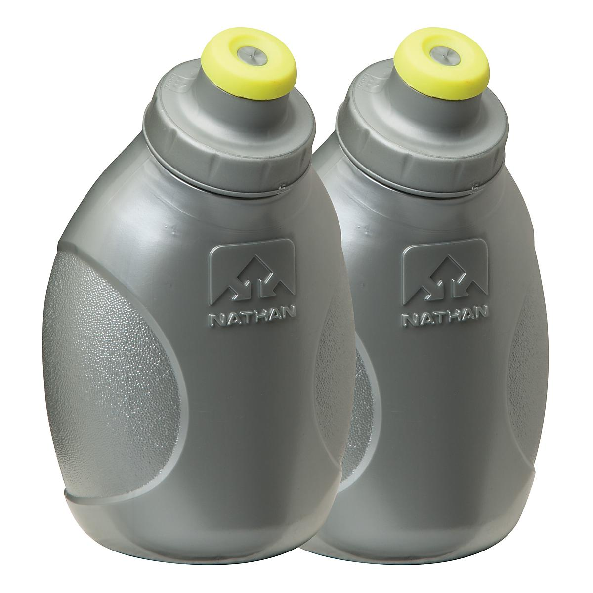 Nathan�Push-Pull Flask 10 ounce 2 pack