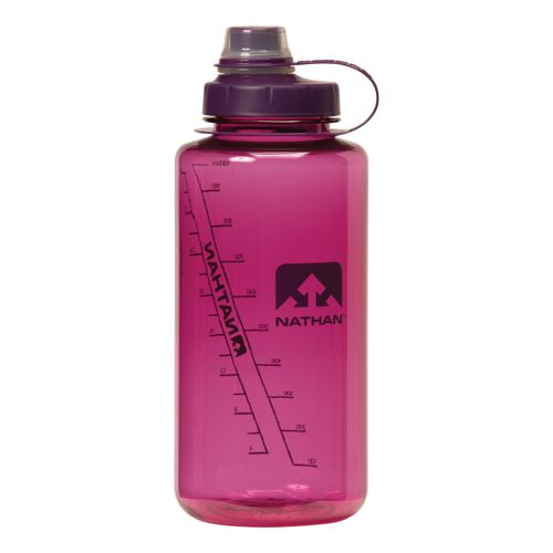 Nathan Big Shot Narrow Mouth 1L Hydration - Fuschia