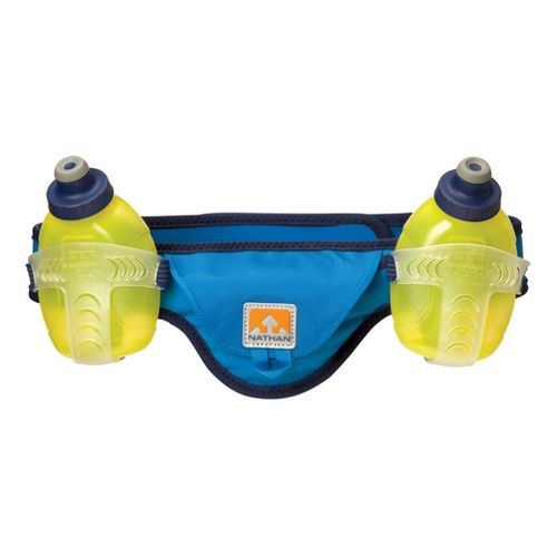 Nathan Speed 2 Belt 20 ounce Hydration - Blue L