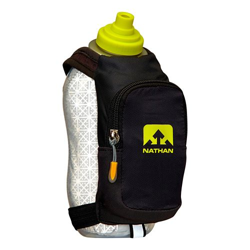 Nathan SpeedDraw Plus Insulated 18 ounce Hydration - Black