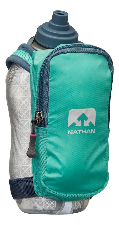 Nathan SpeedDraw Plus Insulated 18 ounce Hydration - Cockatoo