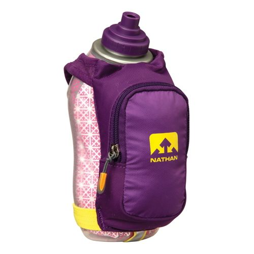 Nathan SpeedDraw Plus Insulated 18 ounce Hydration - Imperial Purple
