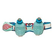 Nathan Mercury 2 Bottle Belt 20 ounce Hydration
