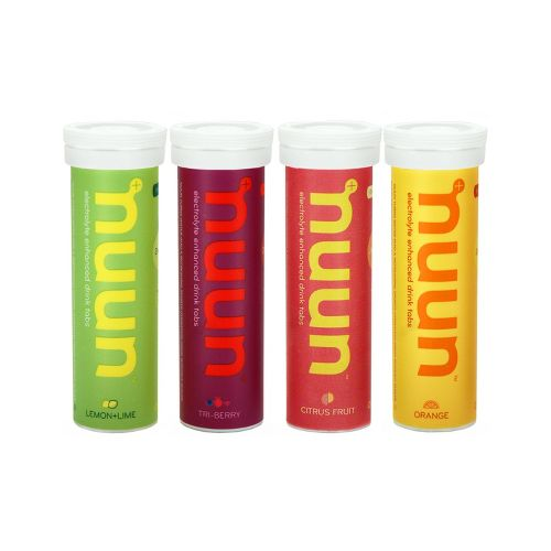 Nuun Variety Pack Nutrition - null