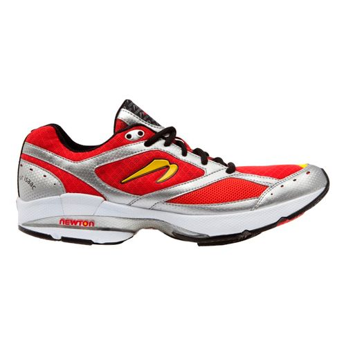 Mens Newton Running Sir Isaac Running Shoe - Red/Grey 9