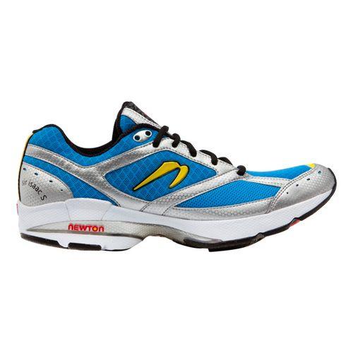 Mens Newton Running Sir Isaac S Running Shoe - Blue/Grey 11.5