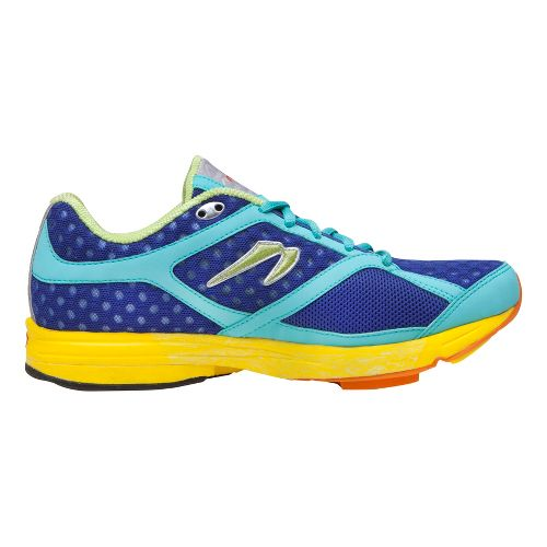 Womens Newton Running Motion Running Shoe - Cobalt/Blue 6.5