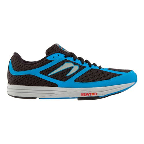 Mens Newton Running Energy NR Running Shoe - Black/Blue 8.5