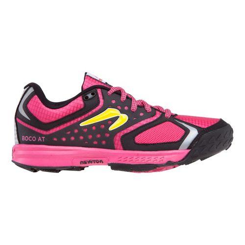 Womens Newton Running BOCO AT Trail Running Shoe - Pink/Black 7