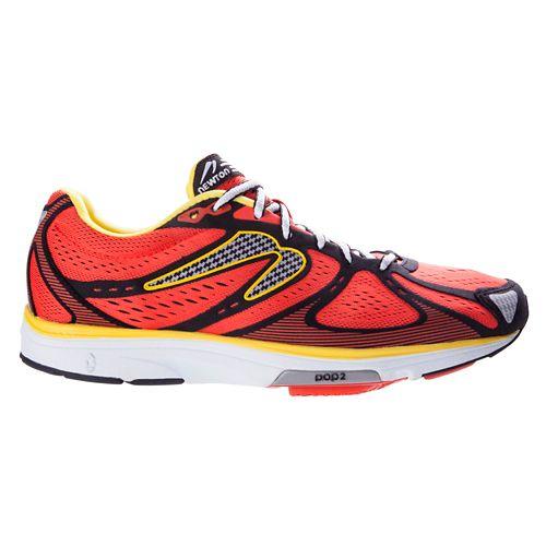 Mens Newton Running Kismet Running Shoe - Red/Black 10