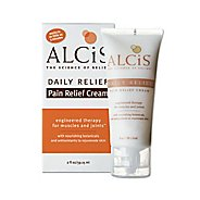 ALCiS Pain Relief Cream Skin Care