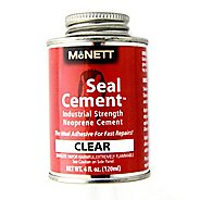 Mcnett Wetsuit Seal Cement - 4 oz Swim Equipment