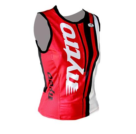 Nytro Womens Triathlon Team Fuel Tri Top Singlets Technical Tops