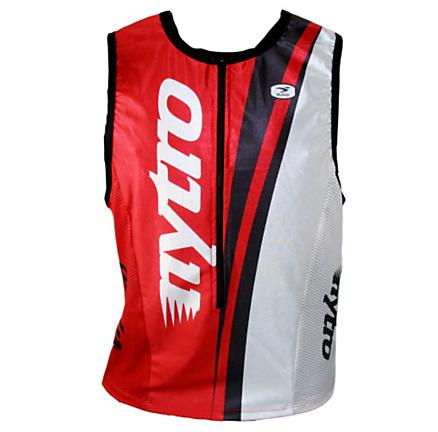 Nytro Mens Triathlon Team Fuel Tri Top Singlets Technical Tops