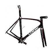 Look 695 iPack Premium Road Frameset Bike Equipment