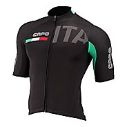 Capo SC-12 Short Sleeve Jersey Cycling Technical Tops