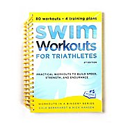 Book Swim Workouts for Triathletes Media
