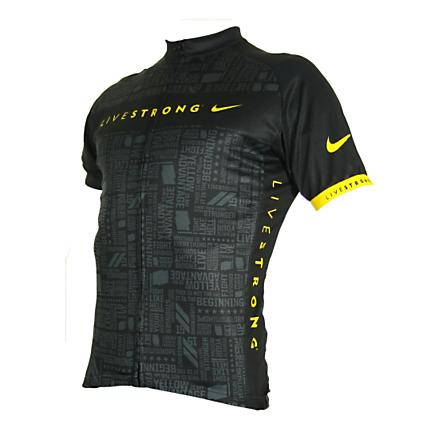 Giordana Livestrong Short Sleeve Jersey Cycling Technical Tops