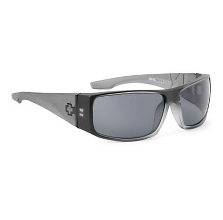 SPY OPTIC Cooper XL Black Ice Grey Sunglass Sunglasses