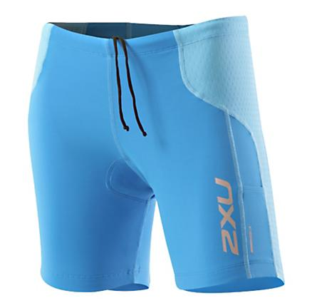 2XU Comp Tri Short Fitted Shorts