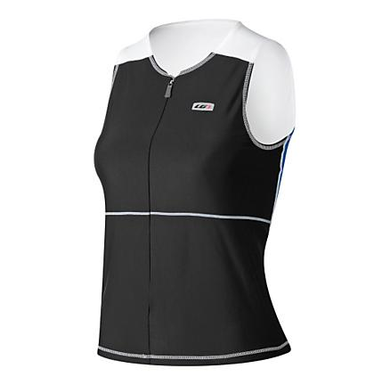 Louis Garneau Comp Sleeveless Tri Top Sleeveless Technical Tops