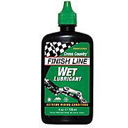 Finish Line Cross Country Wet Lube Bike Equipment