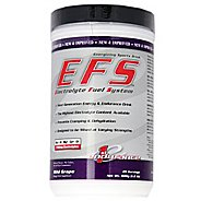 1st Endurance EFS Mild Grape Drink Mix - 25 Servings Nutrition