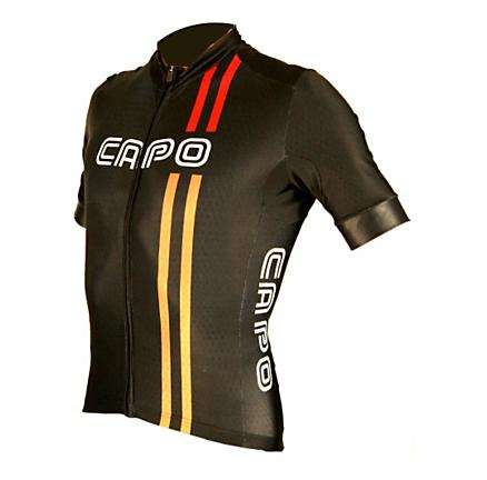 Capoforma Dorato Cycling Jersey Technical Tops