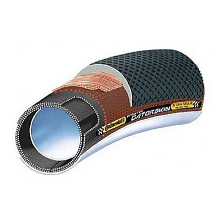 Continental Sprinter GatorSkin Tubular Tire - 22MM Bike Equipment